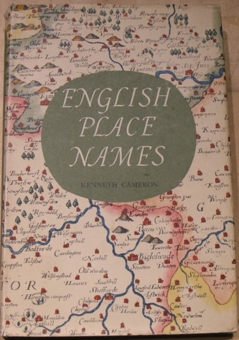 Image for English Place Names