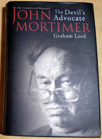 Image for John Mortimer: The Devil's Advocate: The Unauthorised Biography