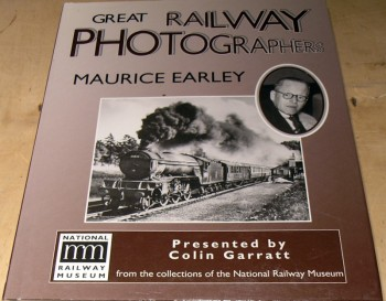 Image for Great Railway Photographers : Maurice Earley
