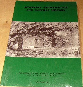 Image for Somerset Archaeology and Natural History; Vol 154