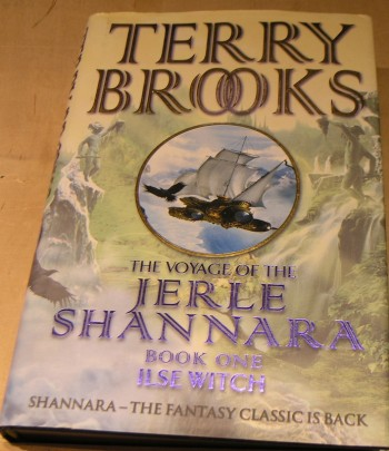 Image for The Voyage of the Jerle Shannara 1: Ilse Witch (The Voyage of the Jerle Shannara) (Bk.1)
