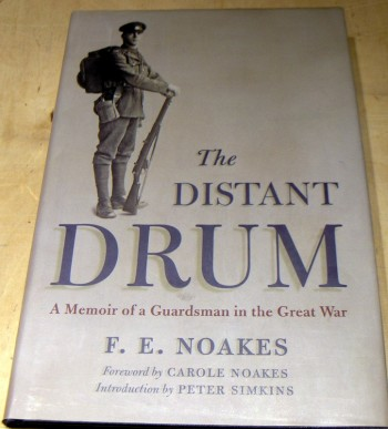 Image for Distant Drum: A Memoir of a Guardsman in the Great War