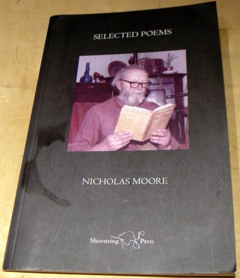 Image for Nicholas Moore: Selected Poems
