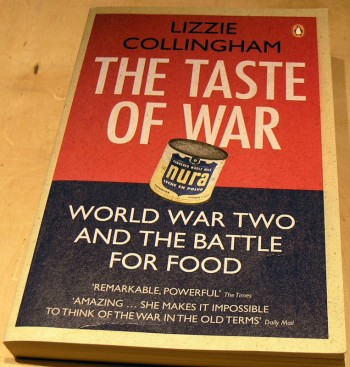 Image for Taste of War: World War Two and the Battle for Food