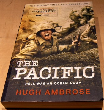 Image for The Pacific ; Hell was an ocean away