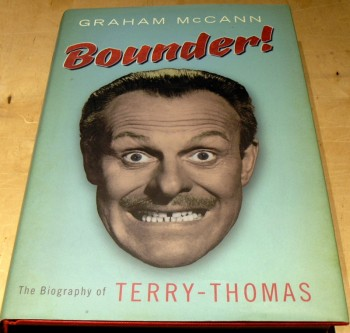 Image for Bounder!: The Biography of Terry-Thomas
