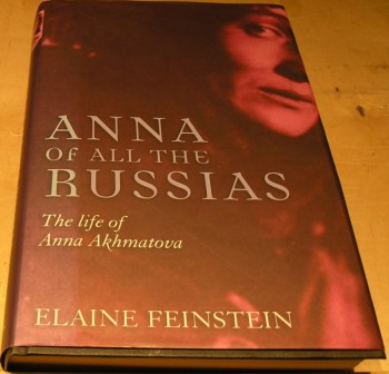 Image for Anna of all the Russias: The Life of a Poet under Stalin