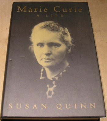 Image for Marie Curie: A Life