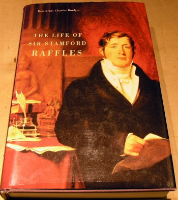 Image for The Life of Sir Stamford Raffles
