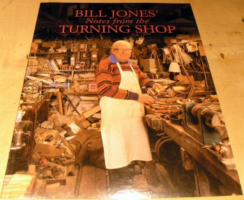Image for Bill Jones' Notes from the Turning Shop