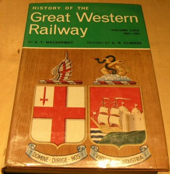 Image for History of the Great Western Railway. Vol Two - 1863 - 1921