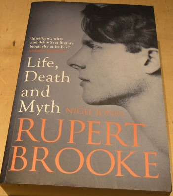 Image for Rupert Brooke: Life, Death and Myth