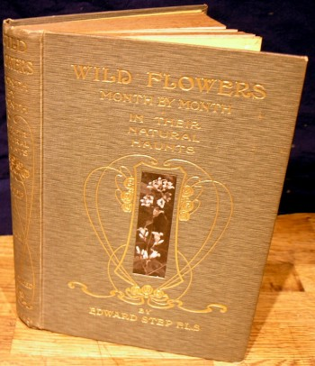 Image for Wild Flowers : Month by Month in their Natural Haunts.( Two Vol Set.)