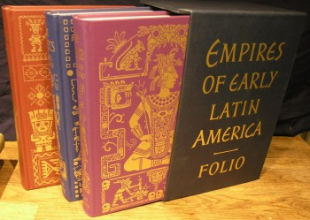 Image for Empires of Early Latin America 3 Volume Box Set.