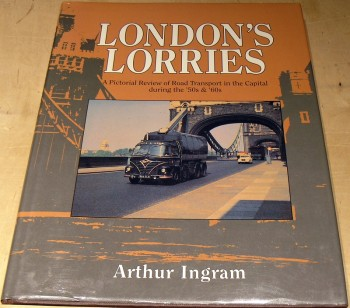 Image for London's Lorries