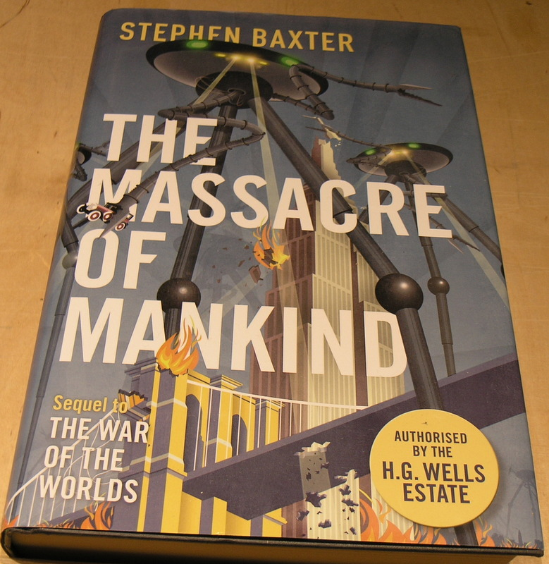 Image for The Massacre of Mankind: Authorised Sequel to The War of the Worlds