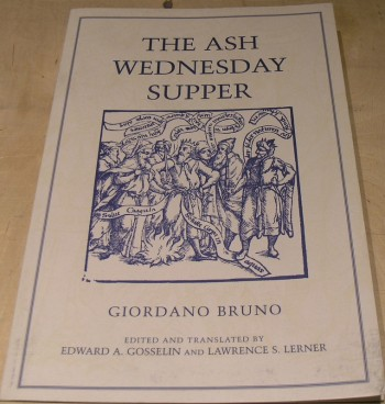 Image for The Ash Wednesday Supper (RSART: Renaissance Society of America Reprint Text Series)
