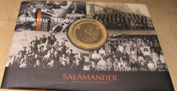 Image for Salamander; A brief History of Bestobell