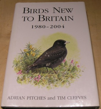 Image for Birds New to Britain 1980-2004