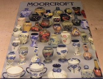 Image for Moorcroft: A Guide to Moorcroft Pottery 1897-1993