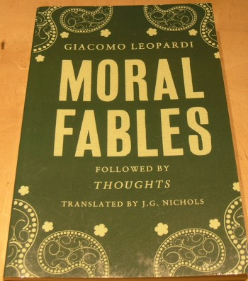 Image for Moral Fables