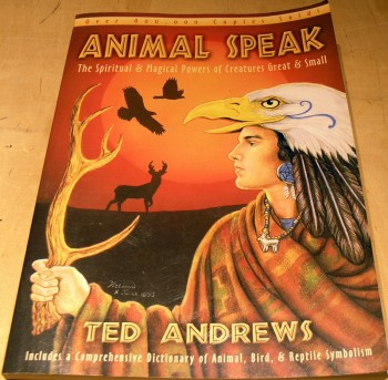 Image for Animal-Speak: The Spiritual & Magical Powers of Creatures Great & Small