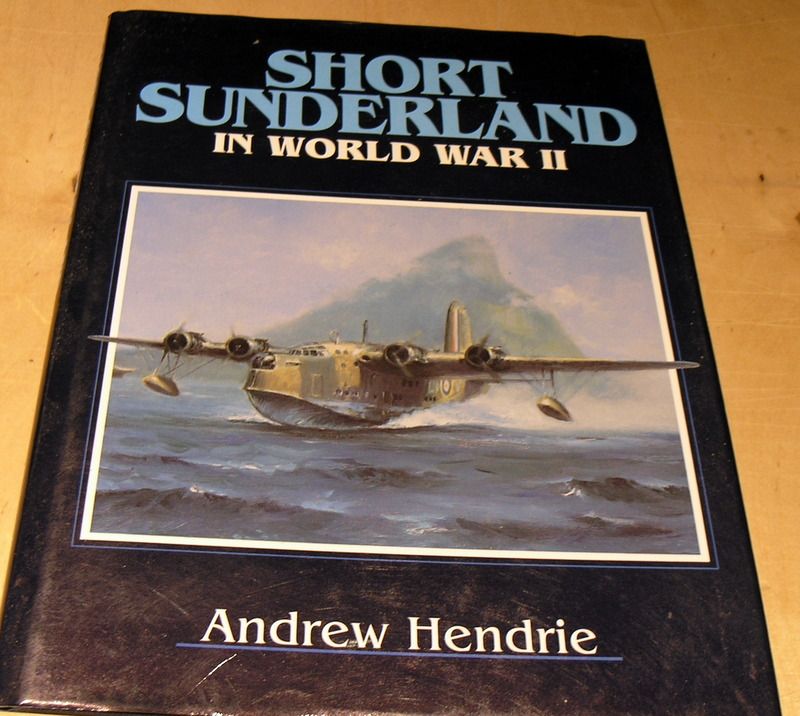 Image for The Short Sunderland in World War II