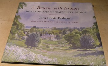 Image for A Brush with Brown: The Landscapes of Capability Brown