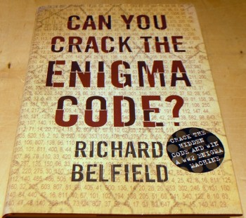 Image for Can You Crack The Enigma Code?