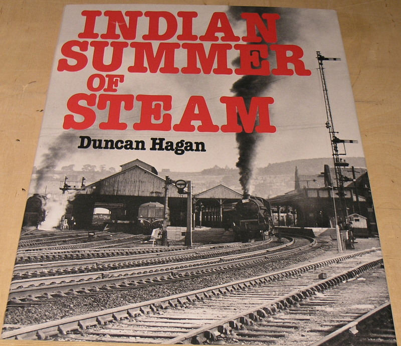 Image for Indian Summer of Steam