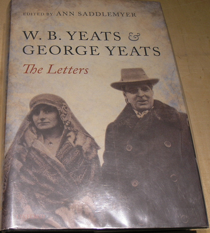 Image for W. B. Yeats and George Yeats: The Letters