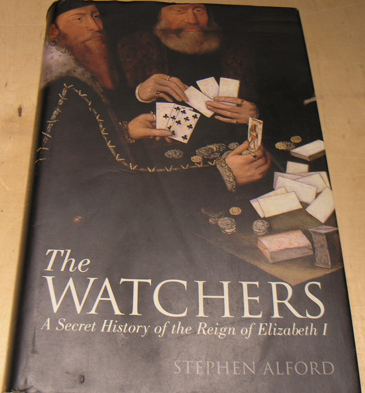 Image for The Watchers: A Secret History of the Reign of Elizabeth I