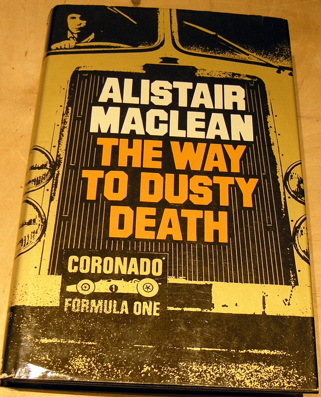 Image for The way to dusty death