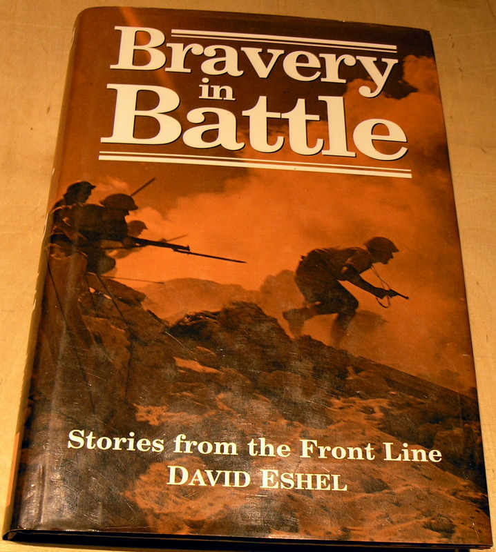 Image for Bravery in Battle: Stories from the Front Line