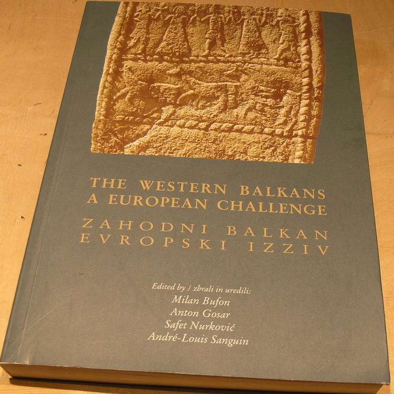 Image for The Western Balkans: a European Challenge