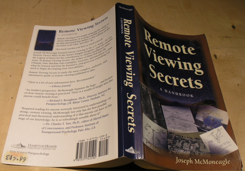 Image for Remote Viewing Secrets: A Handbook