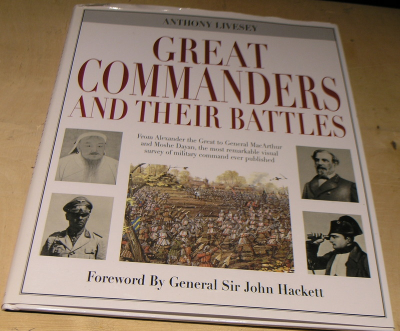 Image for Great Commanders and Their Battles