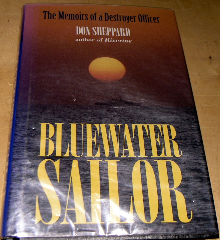 Image for Blue Water Sailor: The Story of a Destroyer Officer