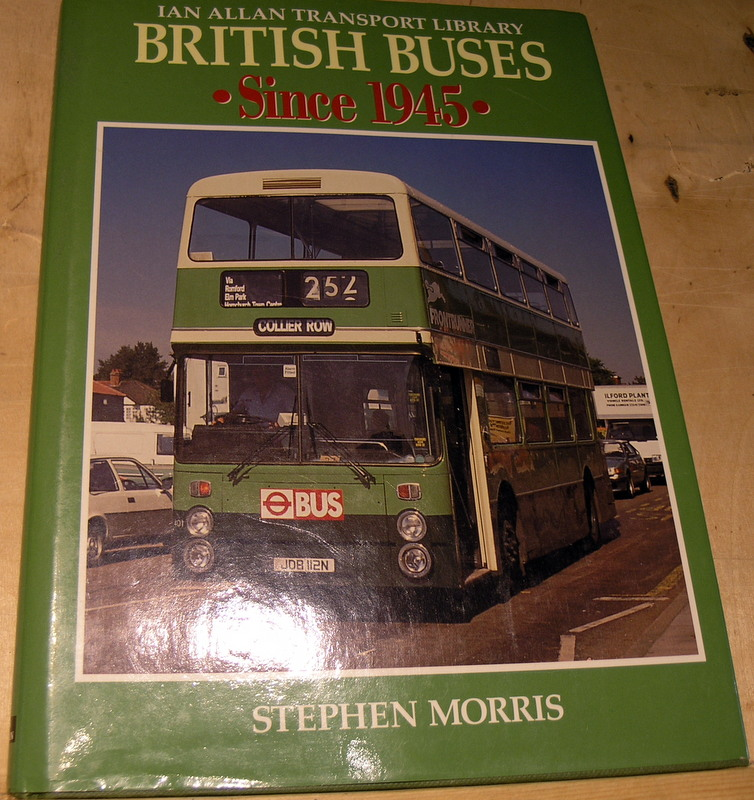 Image for British Buses Since 1945