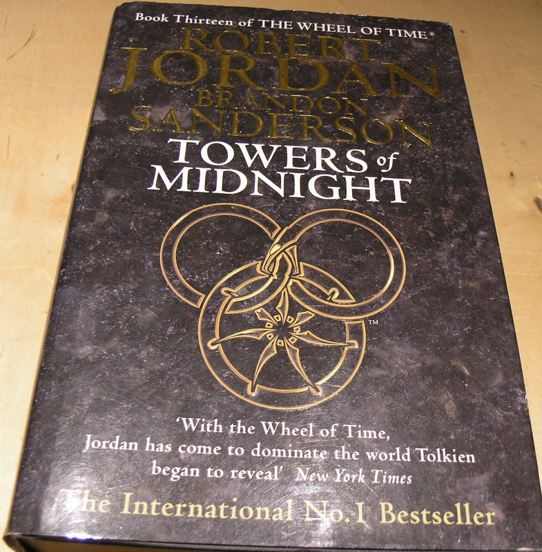 Image for Towers Of Midnight: Book 13 of the Wheel of Time