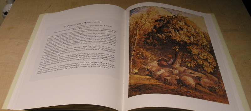 Image for The Paintings of Samuel Palmer