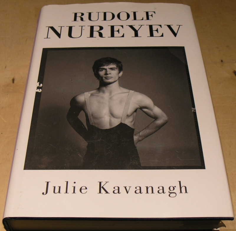 Image for Rudolf Nureyev: The Life