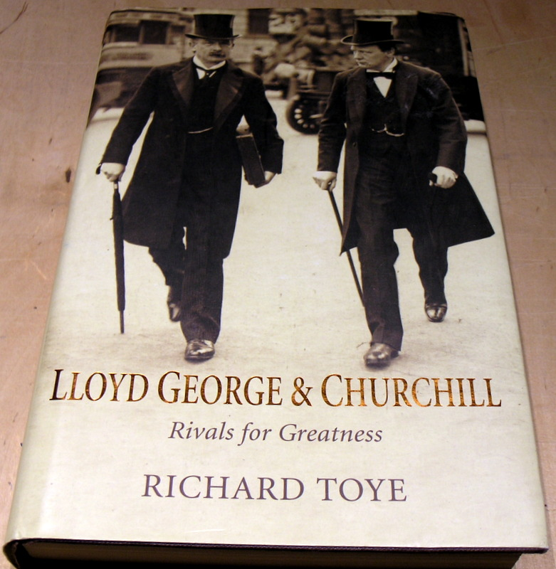 Image for Lloyd George and Churchill: Rivals for Greatness