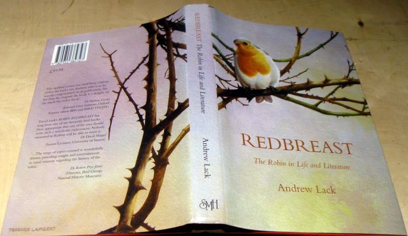 Image for Redbreast: The Robin in Life and Literature