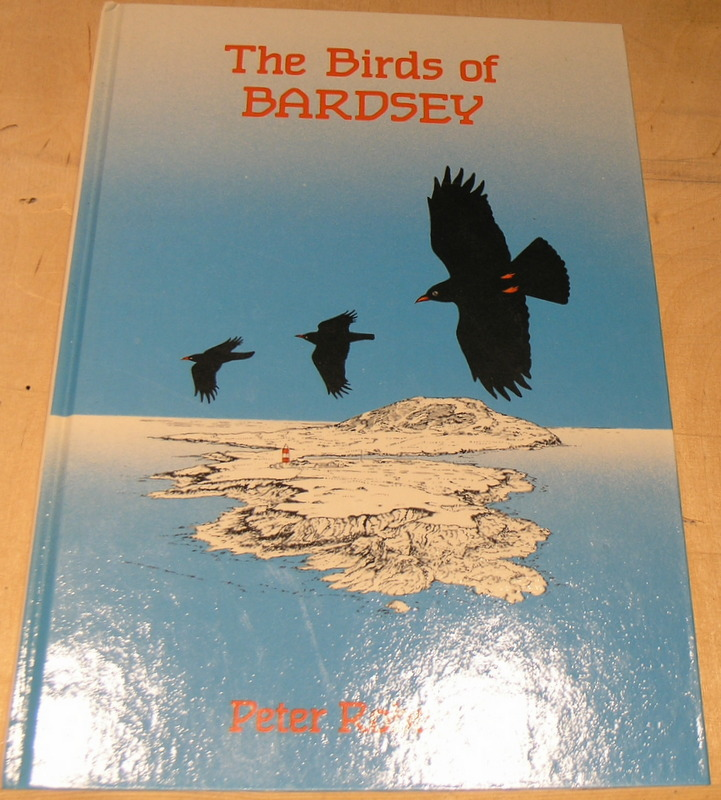 Image for The birds of Bardsey