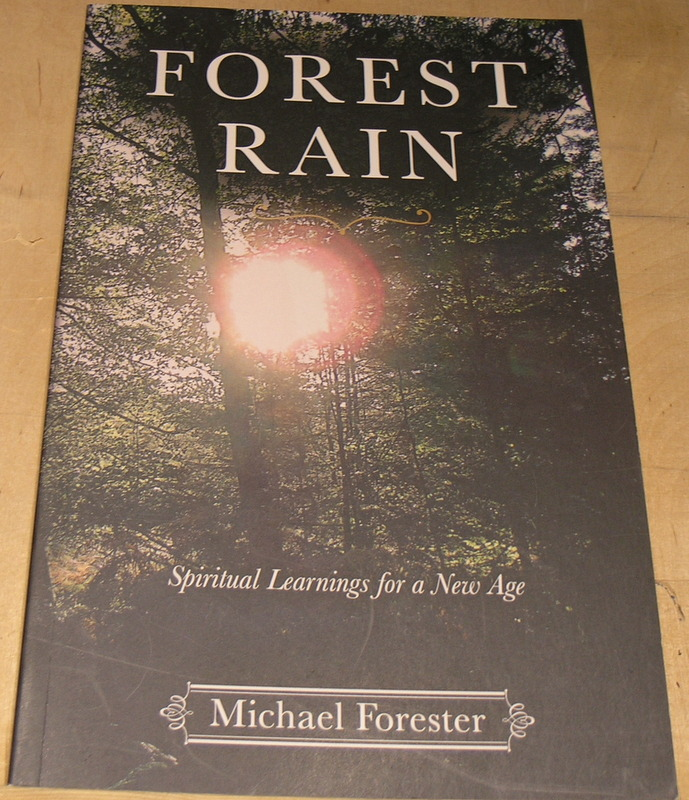 Image for Forest Rain: Spiritual Learnings for a New Age