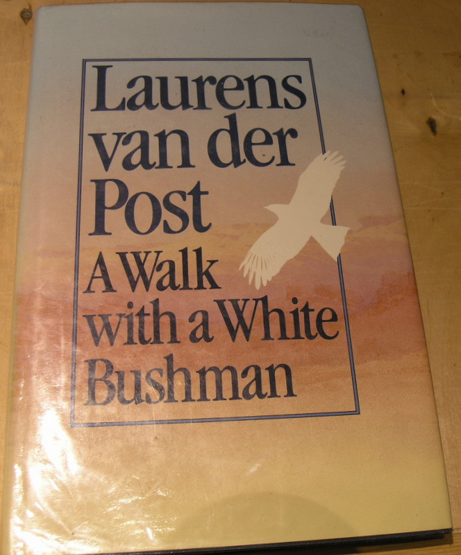 Image for A walk with a white bushman