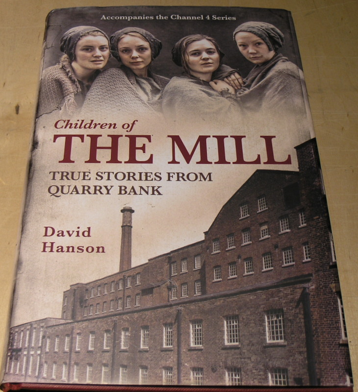 Image for The Children of the Mill: True stories from Quarry Bank
