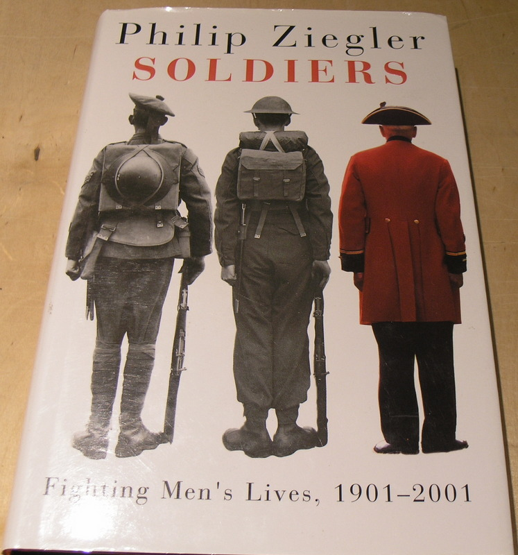 Image for Soldiers: Fighting Men's Lives, 1901-2001