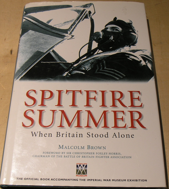 Image for Spitfire Summer When Britain Stood Alone